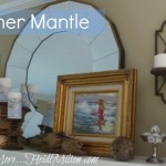 My Summer Mantle {mantel}
