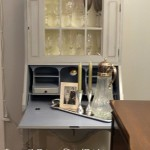 Chalk Paint Secretary {Dining Room Details}