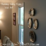 Ugly Duckling Dining Room: Wall Art {Blogging Without Borders}