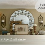 My Fall Mantel