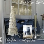 DIY Sheet Music Tree {and a little of this 'n that…}