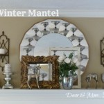 My Winter Mantel {2013}
