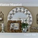 winter mantel mantle