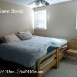 New Project Alert:  The Guest Room