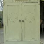 ASCP Versailles armoire makeover
