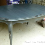 This 'n That Monday {ASCP Graphite Table}