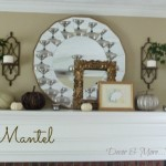 Fall Mantel, a Winner, and an {in}Mercy Update