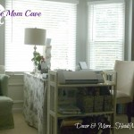 The Mom Cave {Home Tour}