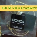 Win $50 to NOVICA {Happy Friday!}