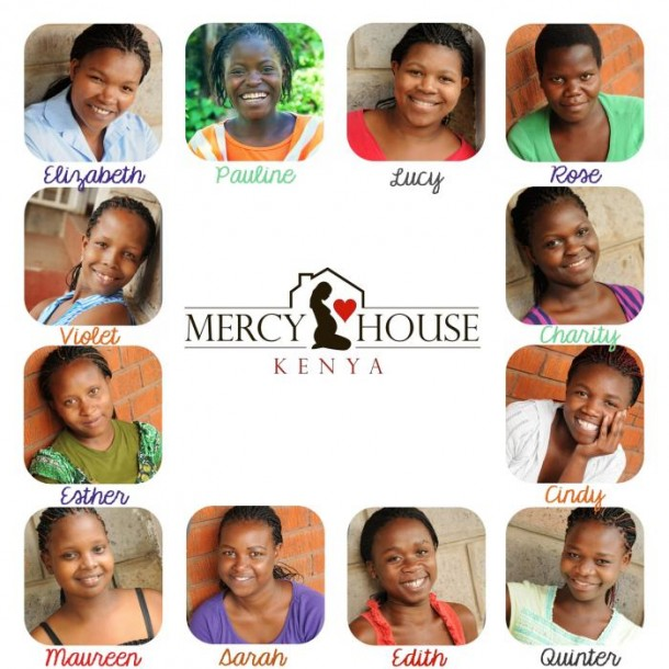 girls of mercy house
