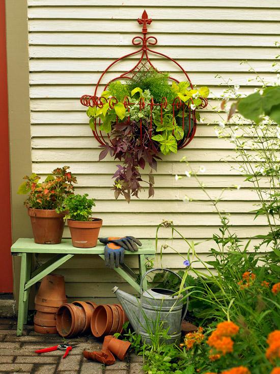 bhg hanging planter