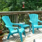 Back Deck Refresh!