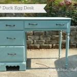 Before & After: ASCP Duck Egg Desk (and Haven-bound!)