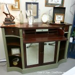 New Furniture Project: Two Tone Buffet-Secretary