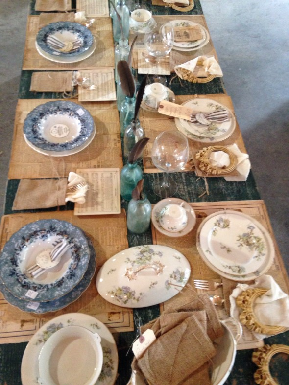 CL Fair tablescape