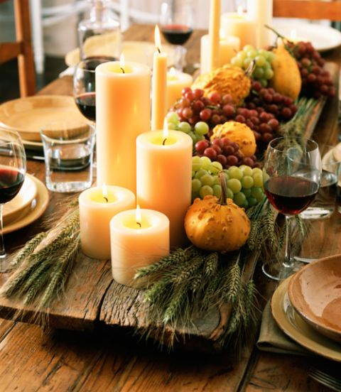 tgiving table 8