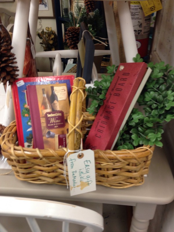 gift ideas basket