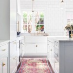 I Can't Resist: Oriental Rugs in the Kitchen