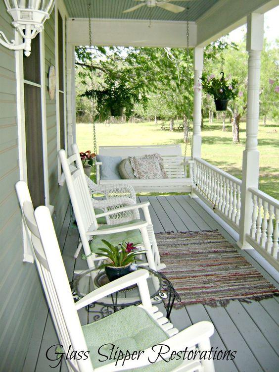 spring porch 10