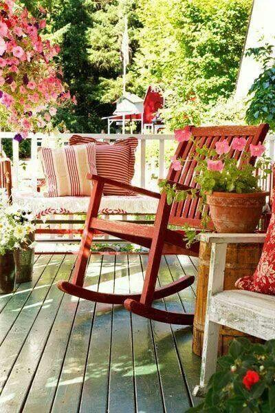 spring porch 8