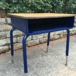School Desk Makeover