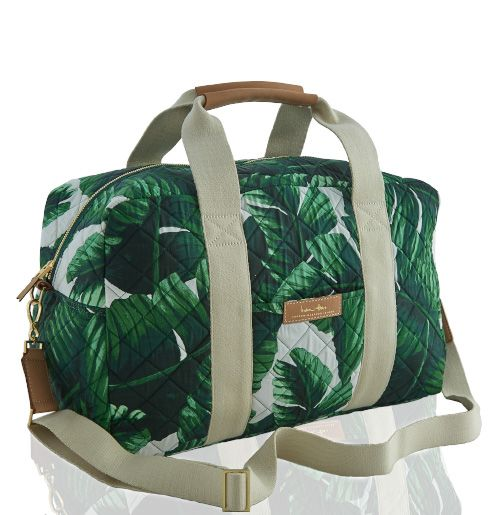 palm print - duffle