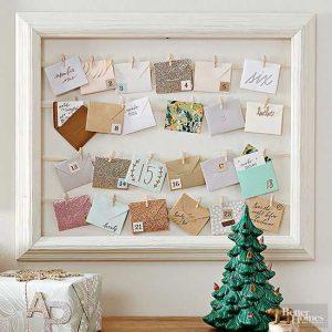 Easy DIY Advent calendars