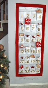Easy DIY Advent calendars