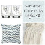Nordstrom Home Sale Picks (Under $50)