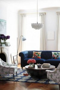 Decor Trend 2017: Navy