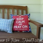 Stay Calm and Pray On