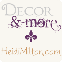 Decor & More heidimilton.com