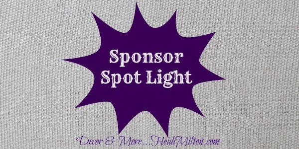 sponsor spot light