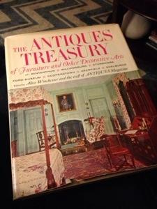 Antiques book