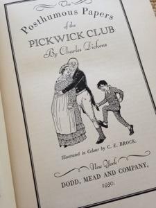 Vintage Dickens