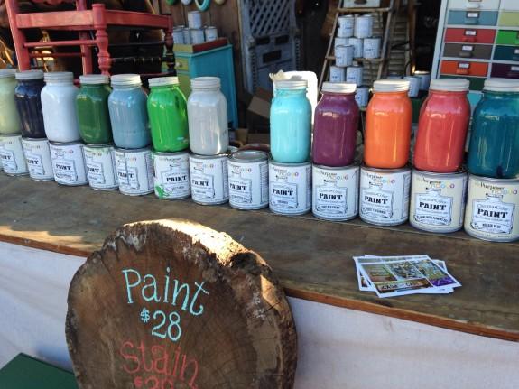Cari's paint colors