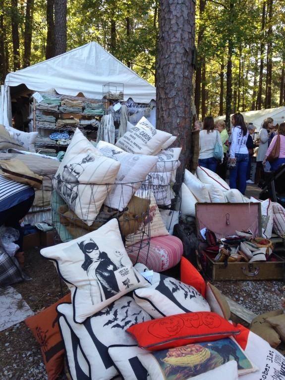 Pillow Booth CL Fair 2014