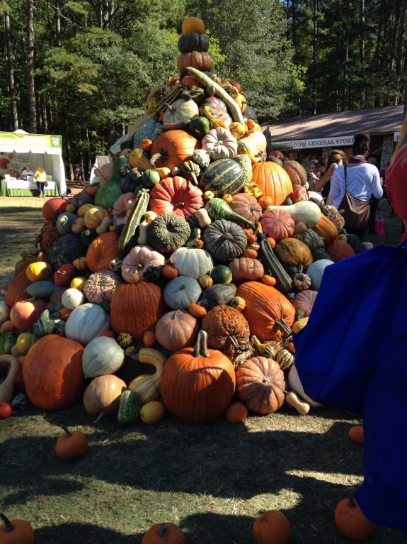 CL Fair Pumpkin Tower