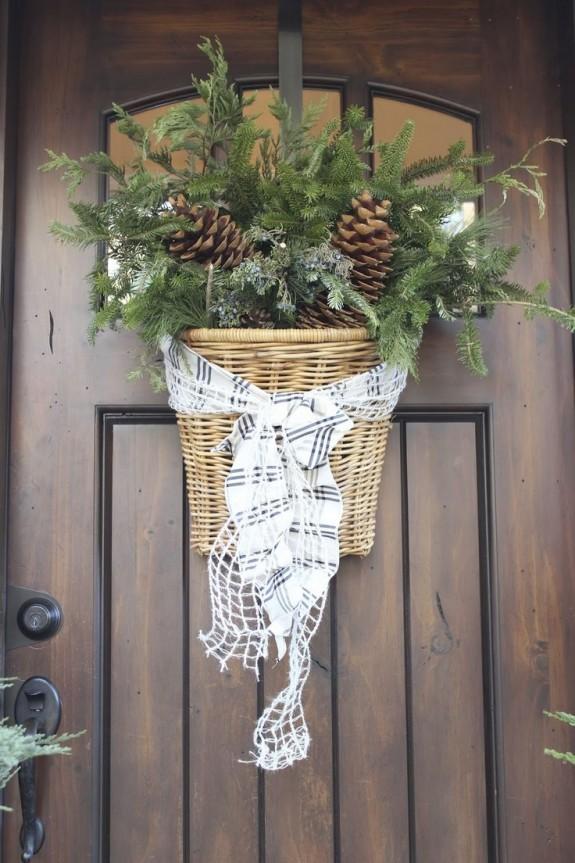 winter door 5