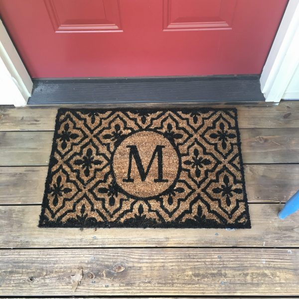new doormat