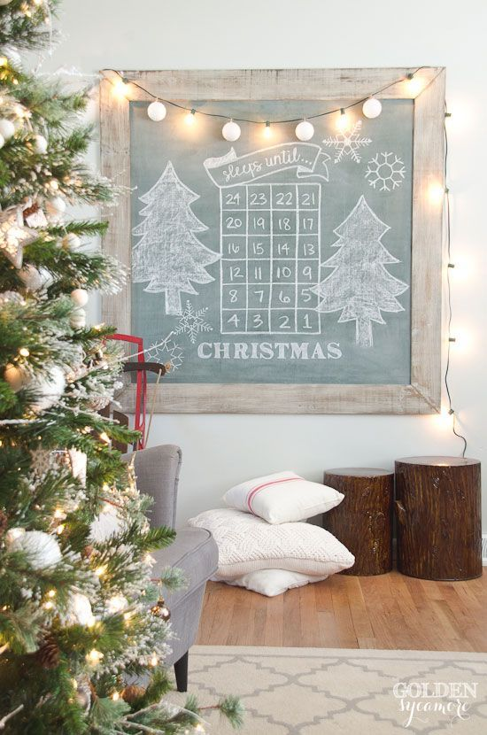 Christmas decor inspiration
