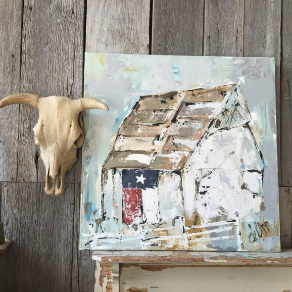 Fine Art by Deann - Lone Star Strong