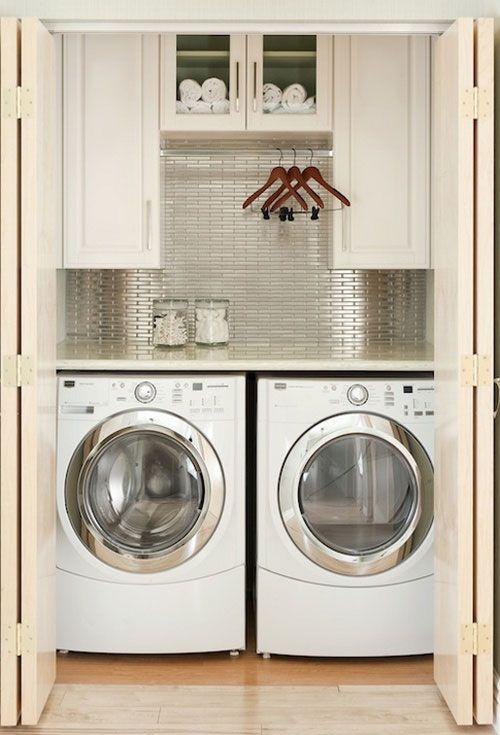 Hallway Laundry Room Inspiration