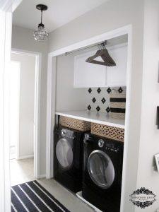 halway laundry rooms