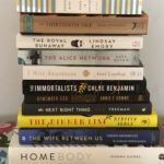 Summer 2019 reading stack
